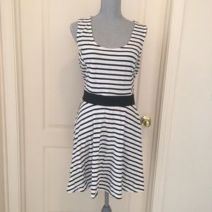 Stripped ING Dress / Tunic 2X